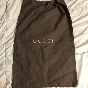 Gucci protectant bag